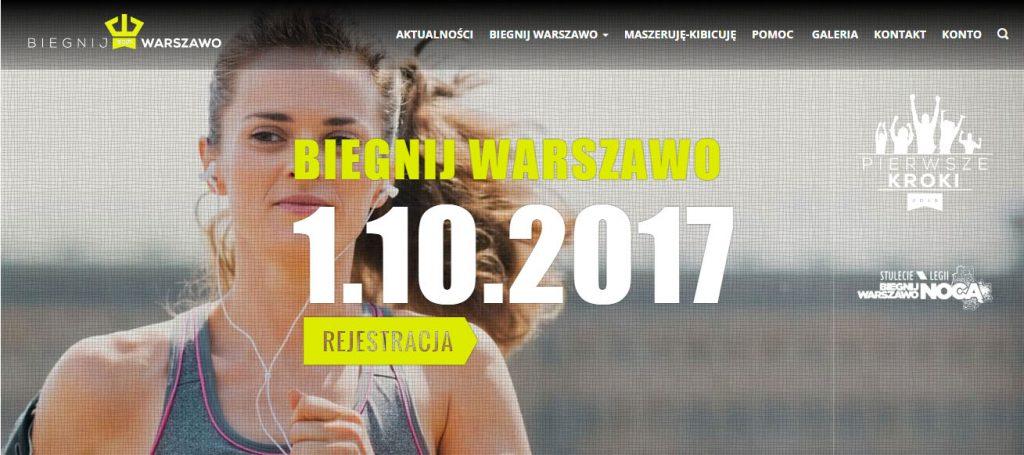 www.biegnijwarszawo.pl